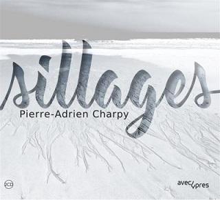 Cypres édite une monographie consacrée à Pierre-Adrien Charpy (né en 1972)