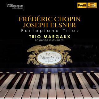 Chopin (1810-1849) et Elsner (1769-1854) par le Trio Margaux