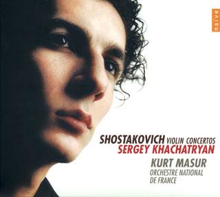 Dmitri Chostakovitch | concertos pour violon Op.77 n°1 – Op.129 n°2