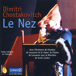 Dmitri Chostakovitch | Le nez