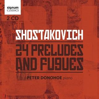 """L'Anglais Peter Donohoe joue """"Préludes et Fugues Op.87"""" de Chostakovitch"""