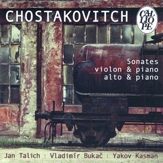 Dmitri Chostakovitch | sonates Op.134 – Op.147