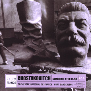 Dmitri Chostakovitch | Symphonie n°10 en mi mineur Op.93