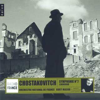 Dmitri Chostakovitch   Symphonie n°7 « Leningrad »