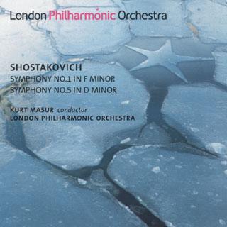 Dmitri Chostakovitch | symphonies Op.10 n° 1 – Op.47 n° 5