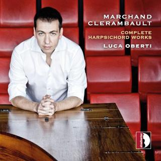 Au clavecin, Luca Oberti joue Louis-Nicolas Clérambault et Louis Marchand