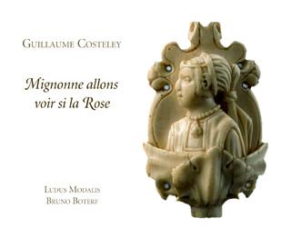 Guillaume Costeley | chansons spirituelles et amoureuses