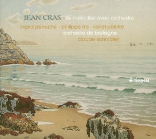 Jean Cras | mélodies avec orchestre