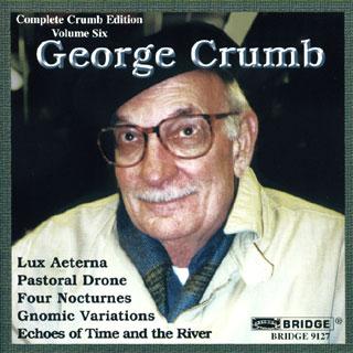 George Crumb | œuvres variées