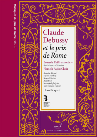 Claude Debussy | musiques du prix de Rome