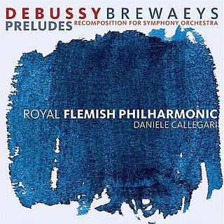 Claude Debussy | transcriptions pour orchestre