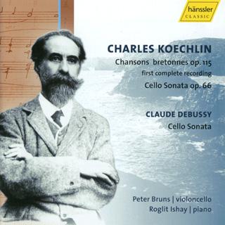 Debussy – Koechlin | œuvres pour violoncelle et piano