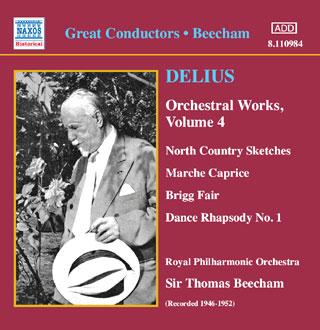 Frederik Delius | œuvres pour orchestre