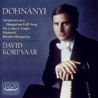 Ernö von Dohnányi | pièces pour piano