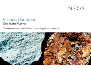 Yoichi Sugiyama joue les œuvres pour orchestre de Franco Donatoni