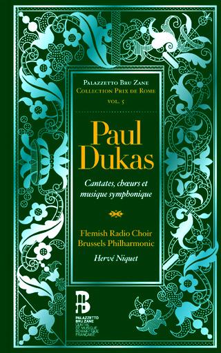 Entre 1886 et 1889, Paul Dukas tente sa chance au concours du prix de Rome