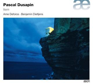 Arne Deforce et Benjamin Dieltjens jouent soli et duos de Pascal Dusapin