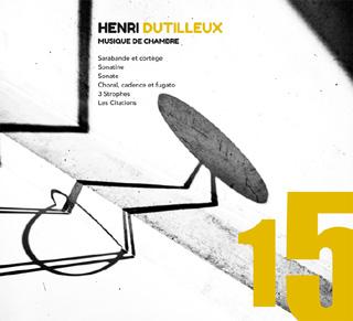 neuf artistes jouent la musique de chambre d'Henri Dutilleux (1916-2013)