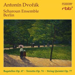 L'Ensemble Scharoun joue des pièces avec cordes signées Dvořák