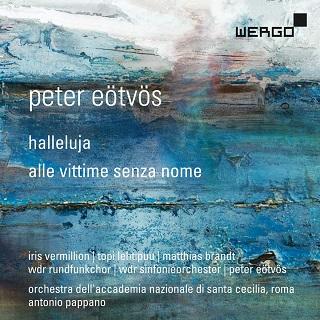 Deux opus récents d'Eötvös disponibles sur ce CD WERGO