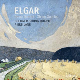 Edward Elgar | musique de chambre pour cordes – etc.