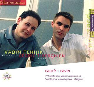 Fauré – Ravel | sonates pour violon et piano