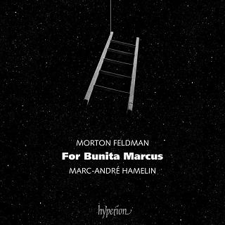 "Marc-André Hamelin joue ""For Bunita Marcus"" de Morton Feldman (1985)"