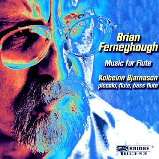 Brian Ferneyhough   pièces avec flûte