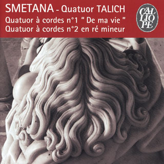 Fibich – Smetana | quatuors à cordes