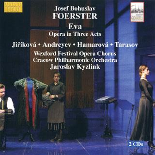 Josef Bohuslav Foerster | Eva