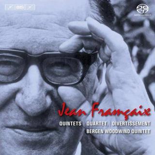 Jean Françaix | musique de chambre pour vents