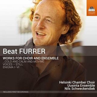Chœur de chambre d'Helsinki et Ensemble Uusinta réunis pour Beat Furrer