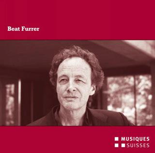 Cinq pièces chambristes de beat Furrer (né en 1954)