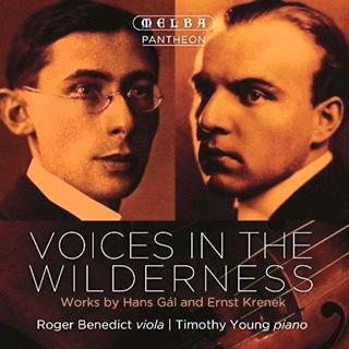 Roger Benedict et Timothy Young jouent Hans Gál et Ernst Křenek