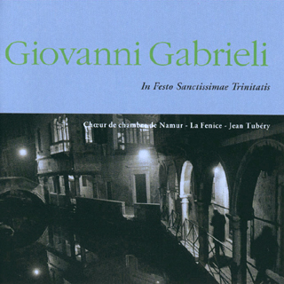 Giovanni Gabrieli | In Festo Sanctissimae Trinitatis