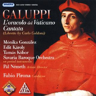 Baldassare Galuppi | L'oracolo del vaticano