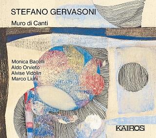 Trois opus de Stefano Gervasoni paraissent sous label KAIROS