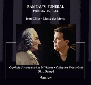 Skip Sempé joue la Messe des morts (1705) de Jean Gilles