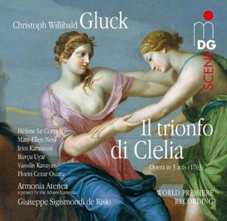 Christoph Willibald Gluck | Il trionfo di Clelia