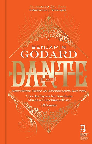 Ulf Schirmer joue Dante (1890), un opéra de Benjamin Godard (1849-1895)