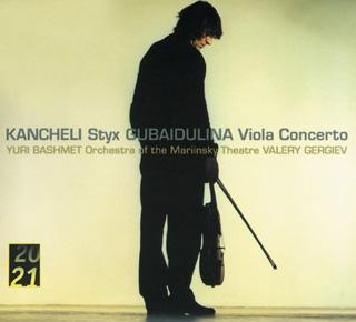 Goubaïdoulina – Kancheli | concerti pour alto