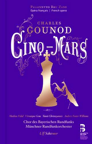 Ulf Schirmer joue Cinq-Mars (1877), un opéra de Charles Gounod