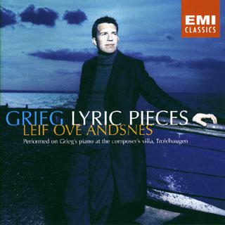 Edvard Grieg   pièces pour piano