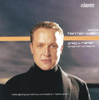 Grieg – Mahler | mélodies avec orchestre