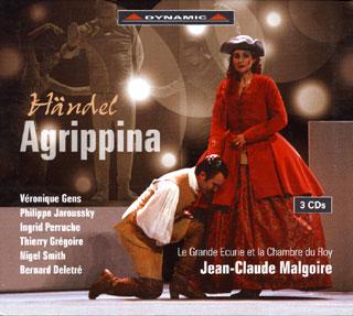 Georg Friedrich Händel | Agrippina