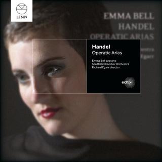 Le soprano Emma Bell chante onze airs d'opéra signés Händel