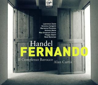 Georg Friedrich Händel | Fernando, re di Castiglia