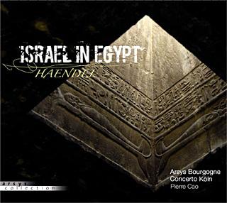 Georg Friedrich Händel | Israel in Egypt