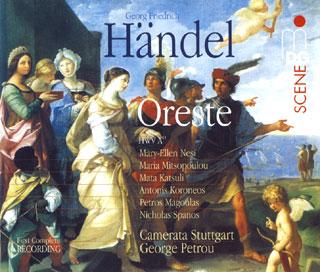 Georg Friedrich Händel | Oreste