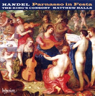 Georg Friedrich Händel | Parnasso in festa